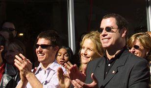 Tom Cruise i John Travolta to jedni z najważniejszych wyznawców scjentologii