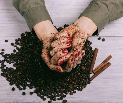 Peeling kawowy to idealny pomysł na domowy kosmetyk DIY
