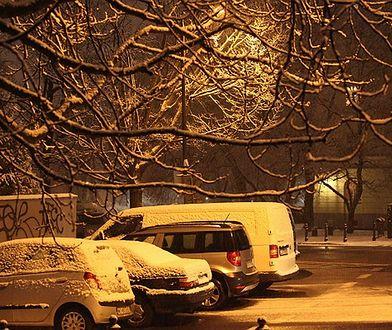 Śnieg, błoto i silny wiatr. Ostrzeżenie synoptyków