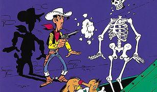 """Na Lucky Luke'a zawsze można liczyć. Recenzja komiksu """"Przeklęte ranczo"""""""