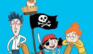 """Pirat z dziecięcego pokoju. Recenzja """"Pikapidula - 1 - Wszyscy na pokład!"""""""