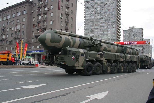 Rosyjskie strategiczne wojska rakietowe postawione w stan gotowości bojowej