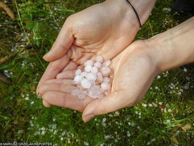Pogoda. Upał i burze niemal w całej Polsce