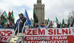 Marsz gwiaździsty przeszedł przez Warszawę