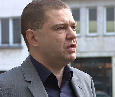 Piotr Szumlewicz nie jest już szefem Rady Mazowieckiej OPZZ. Odebrano mu członkostwo w organizacji