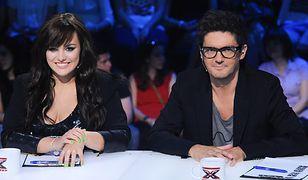 """Ewa Farna i Kuba Wojewódzki w programie """"X Factor"""""""