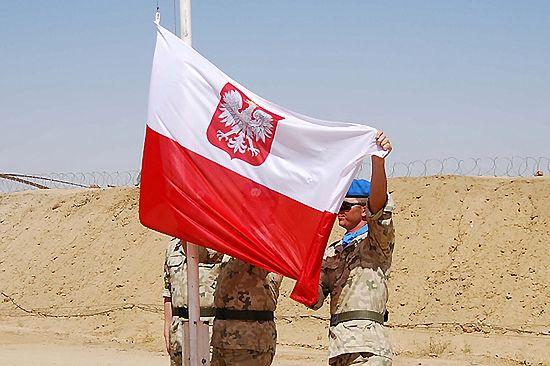 Polacy świętują wolność w Czadzie - zdjęcia