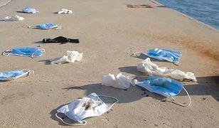 Plaga śmieci we Włoszech