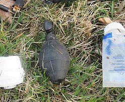 To nie jest granat. Policjantów zamurowało. Szybko odpalili internet