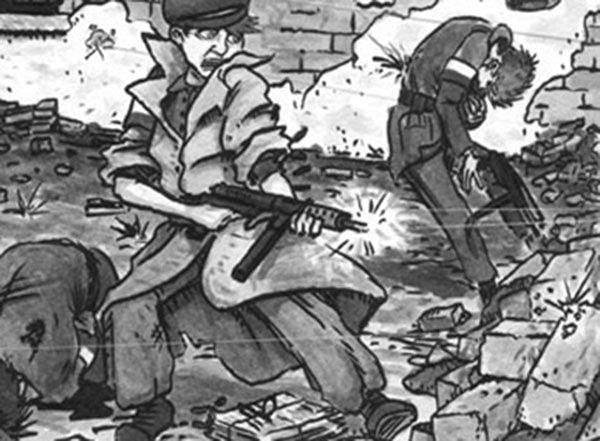 Nagradzana amerykańska gra o powstaniu warszawskim ma już polską wersję