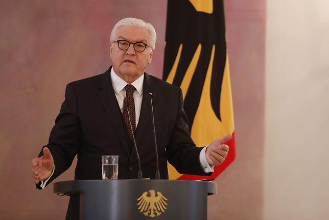 Prezydent Niemiec: bez niezawisłych sędziów nie ma państwa prawa