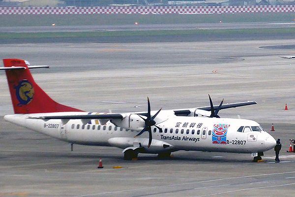 Katastrofa samolotu na Tajwanie. 10 pilotów samolotów ATR nie zdało testu sprawdzającego