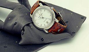 Zegarek dla faceta. Nie tylko modele na bransolecie