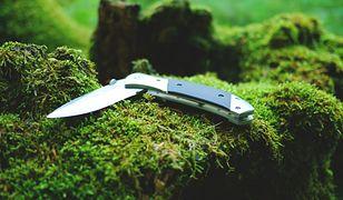 Blokady noży składanych. Doskonała pewność i bezpieczeństwo