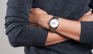 Wyznacznik statusu. Efektowny zegarek dla stylowego faceta