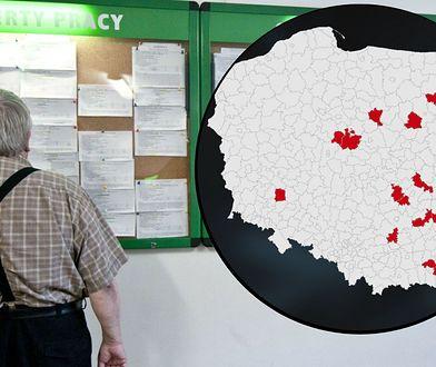 Polska niepracująca