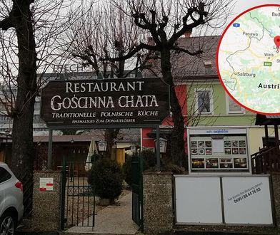 """""""Gościnna chata"""" podbija austriackie miasto. """"Przychodzą w 70-osobowych grupach na pierogi"""""""