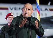 Chavez nie uzna decyzji Banku Światowego