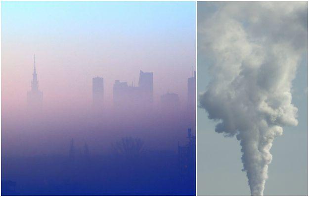Osiem informacji, których mogliście nie wiedzieć o smogu