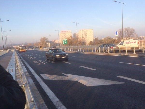 Most Łazienkowski przejezdny. Sukces czy konieczność?