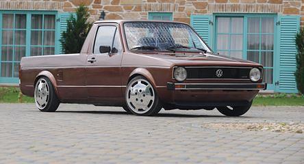 VW Caddy Typ 14d - Dostawczak, jakich mało