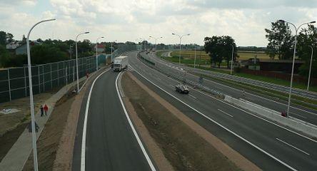 Oddano do użytku drogę S-7 z Elbląga do Pasłęka