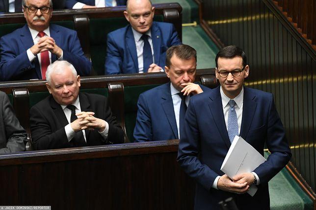 Expose Mateusza Morawieckiego. Kluby przeprowadzają debatę
