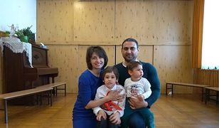 Hamida i Assef Salloom twierdzą, że Lublin to ich miejsce