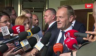 """Donald Tusk mówi wprost o celu PiS. """"To nie zagra"""""""