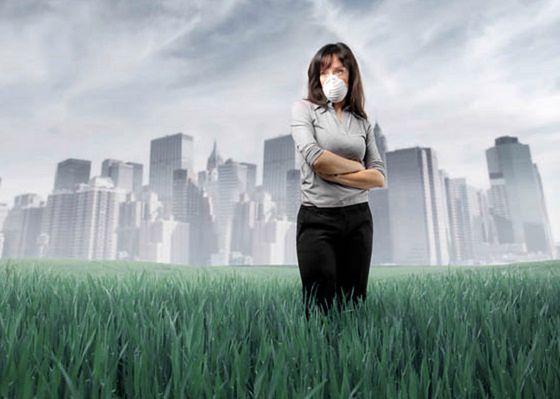 Jak uchronić skórę przed zanieczyszczeniami?