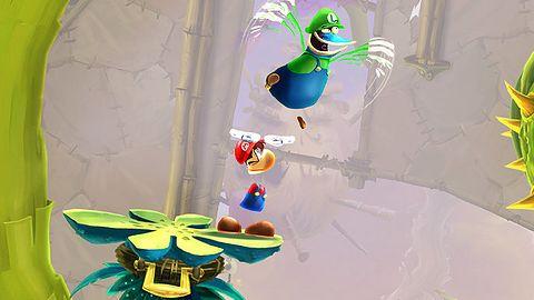 Nowy zwiastun Rayman Legends — Mario & Luigi