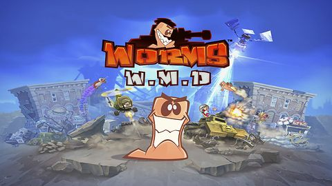 Worms W.M.D. – robaczki wróciły w najbardziej niszczycielskiej grze w historii serii