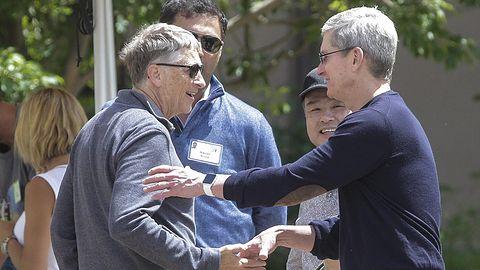 Bill Gates i Tim Cook na liście kandydatów na wiceprezydenta USA