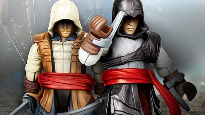 Ubisoft szuka pieniędzy, pracuje nad Assassin's Creed dla dzieci