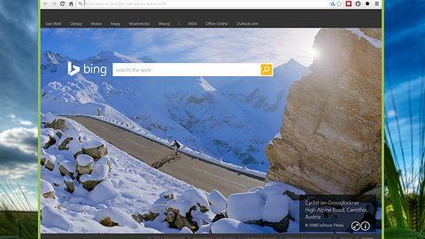 Wyszukiwarka Bing teraz dostępna jako nowa karta w Google Chrome