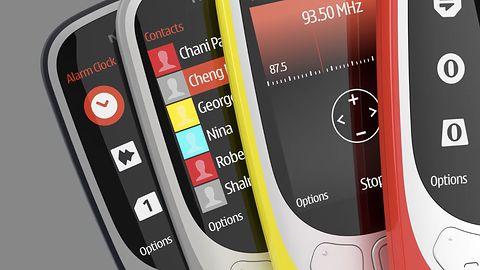 Nowa Nokia 3310 nie dla USA. To może przekreślić wielki powrót Nokii