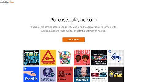 Do Muzyka Google Play zawitają podkasty