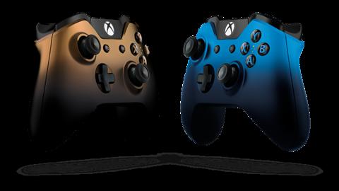 Nowe kontrolery bezprzewodowe Xbox One od Microsoftu #prasówka