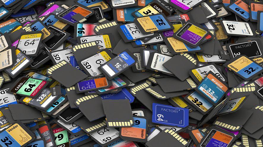 Kupiłeś kartę SD na wakacyjny wypad? Sprawdź czy nie ma znacznie niższej pojemności