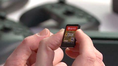 Nintendo dba o graczy. Dlatego karty z grami na Switcha smakują ohydnie