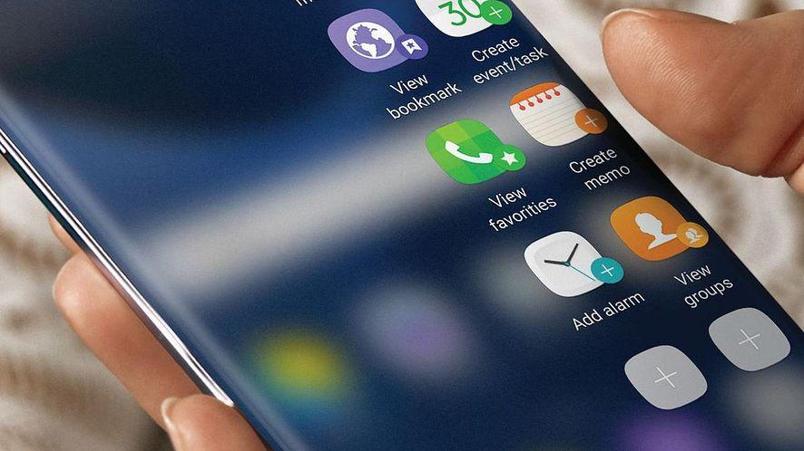 Dzięki One Hand Operation + obsługa smartfonu Samsunga staje się znacznie wygodniejsza