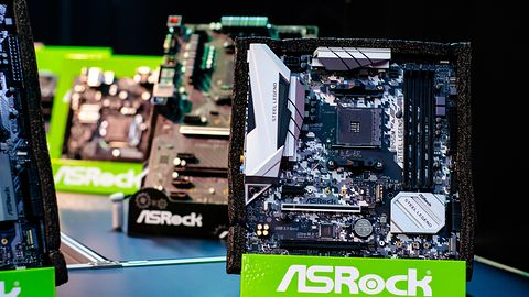 ASRock z rekordowym przychodem. Firma dziękuje AMD za procesory Ryzen