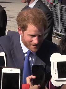 Książę Harry najseksowniejszym członkiem rodziny królewskiej