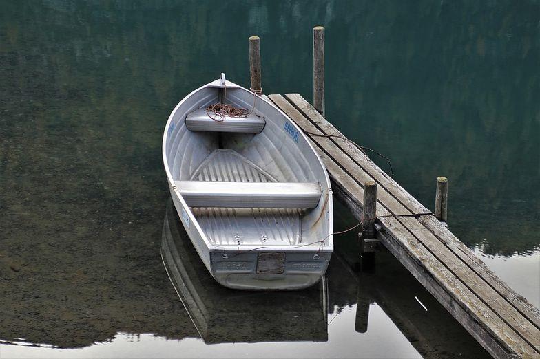 Tragedia na jeziorze Zwiniarz. Nie żyje małżeństwo