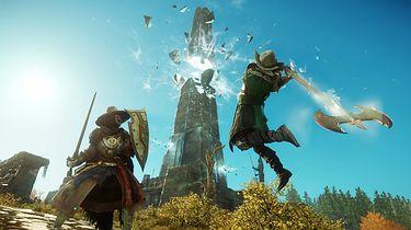 Otwarta beta New World. Zwiastun zaprezentowano na Gamescom 2021 - New World, MMO od Amazon