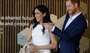 Para książęcą powitano w Australii bardzo ciepło