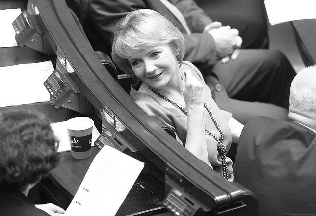 Pogrzeb posłanki Jolanty Szczypińskiej. Nowe informacje