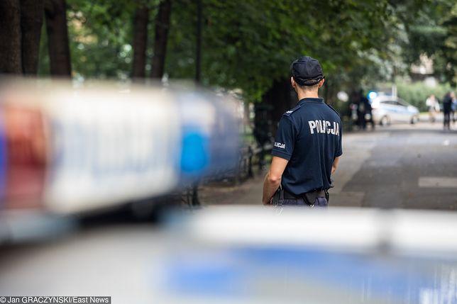 Nietypowa akcja interwencja policji w Bielsku-Białej (zdjęcie ilustracyjne)