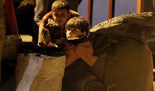 Syria: wstrząsający bilans zamachu na konwój z uchodźcami. Zginęło 68 dzieci