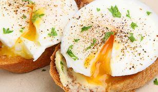Dodaj do jajek jeden składnik a schudniesz szybciej